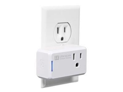 Ultralink Slim Smart Wifi Plug - Ultralink Smart Home  USHSWP