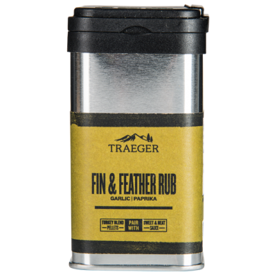 Traeger Fin & Feather Rub - SPC176